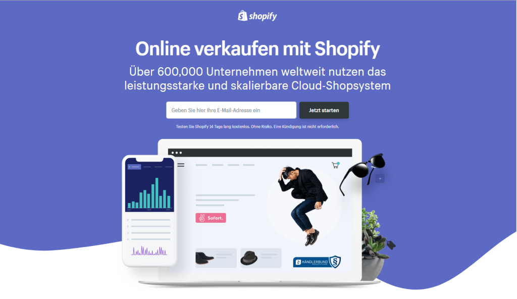 Landing Page Best Practice shopify